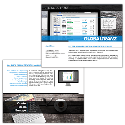 Brochure | LTL Solutions | Custom