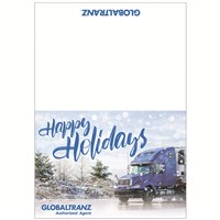 Holiday Card 2019 | Agent Generic