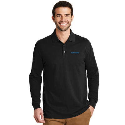 Port Authority Long Sleeve Polo | Men